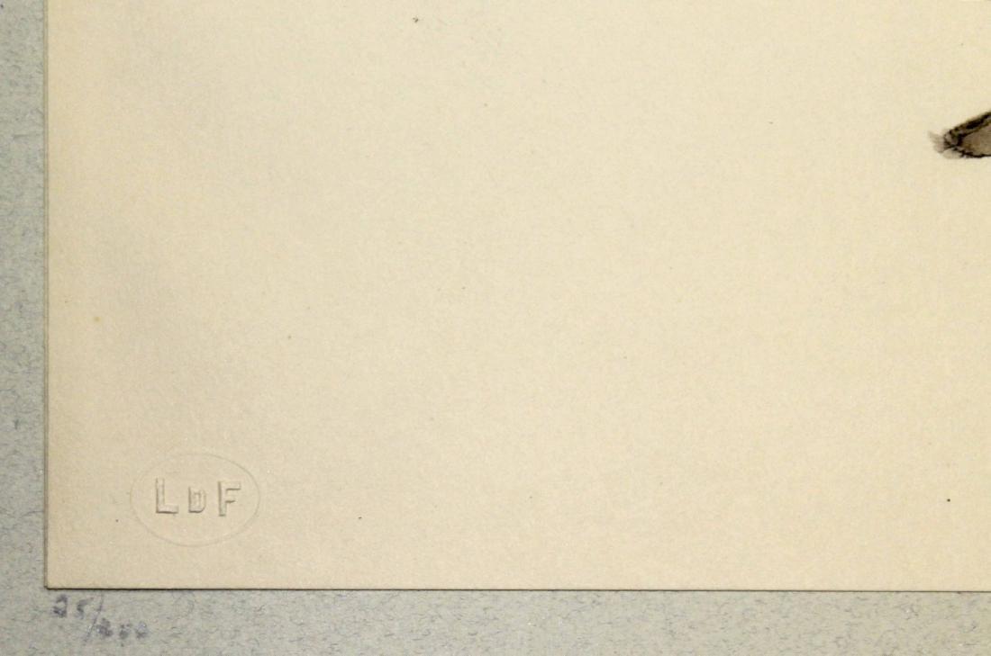 Henri Tolouse-Lautrec - Untitled (No. 5) 1908 - 2