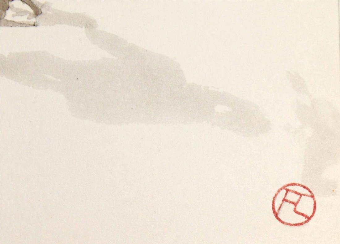 Henri Tolouse-Lautrec - Untitled (No. 5) 1908 - 3