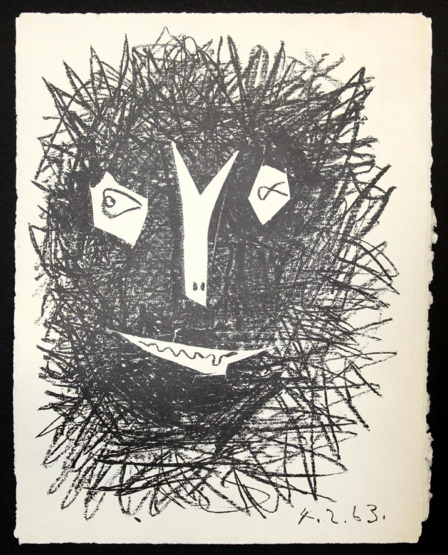 Pablo Picasso - Untitled (4.2.63.)