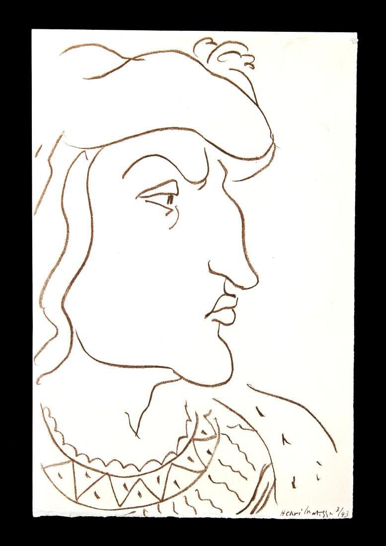 Henri Matisse - Charles d'Orleans