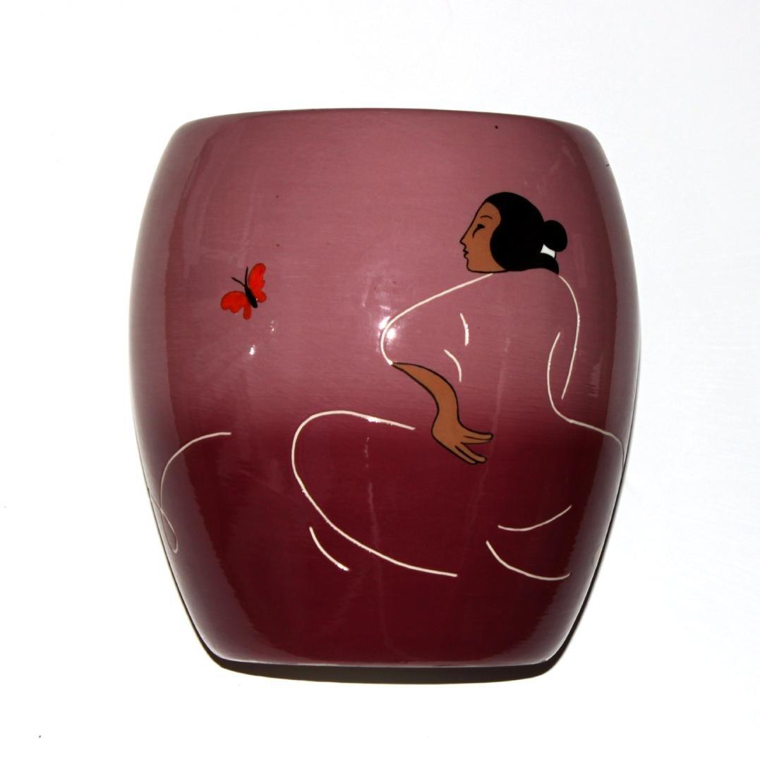 RC Gorman - Mariposa
