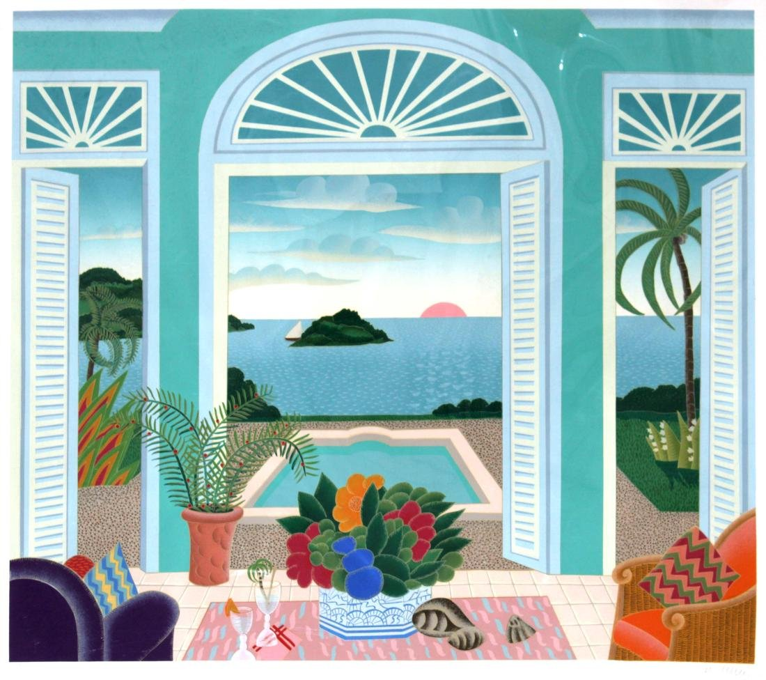 Thomas McKnight - Mustique