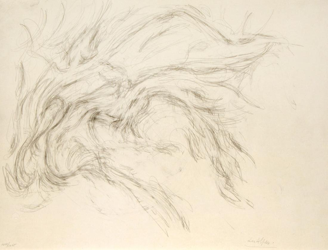 Alberto Giacometti - Le Alpi