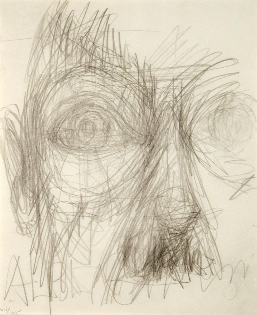 Alberto Giacometti - Testa