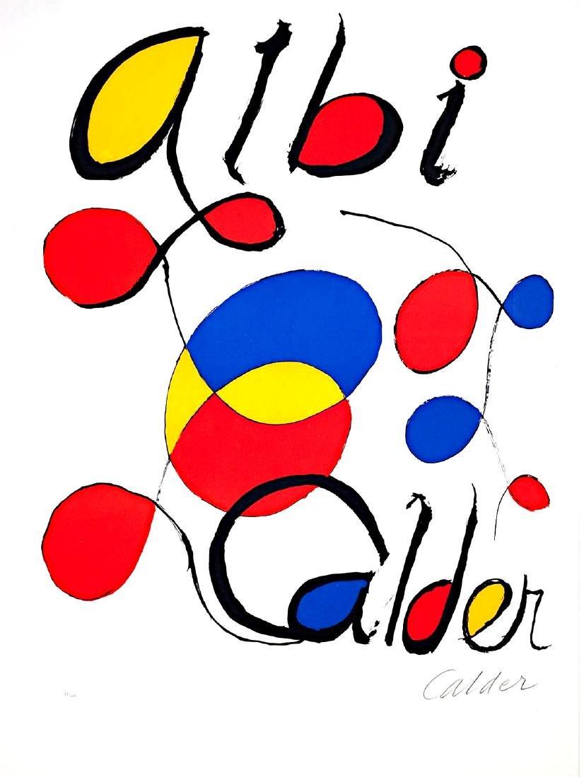 Alexander Calder - Albi