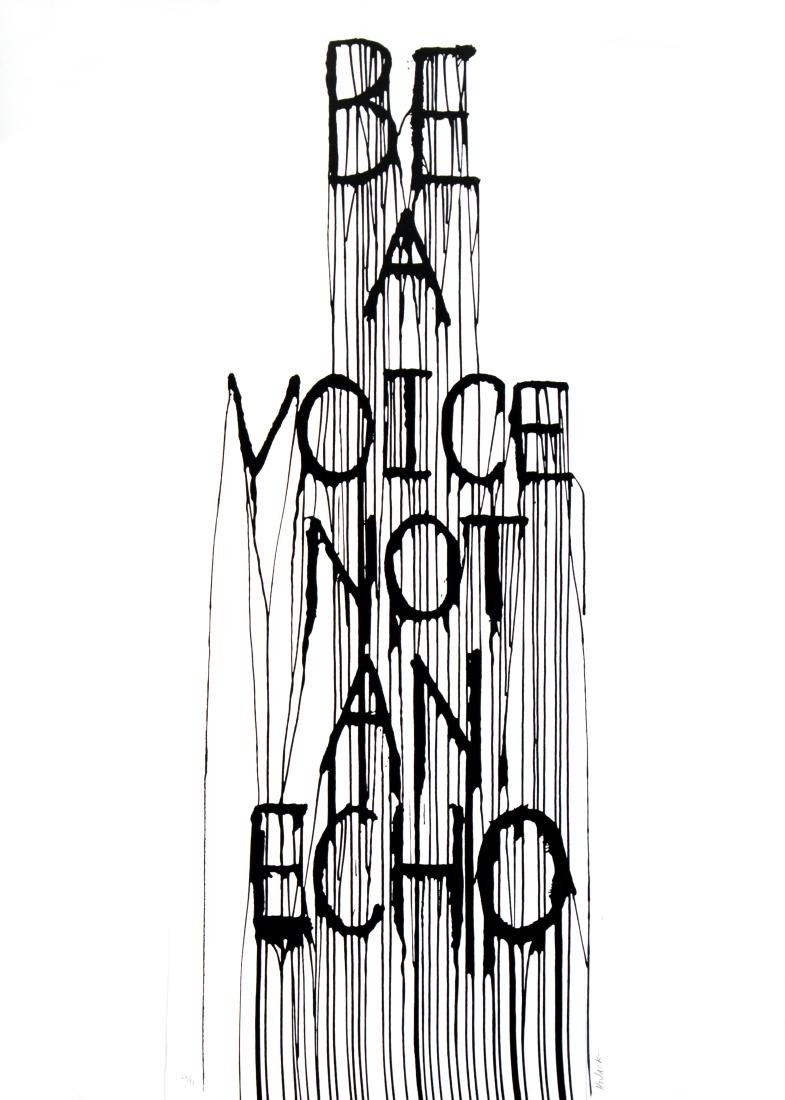 HIJACK - Be a Voice Not An Echo