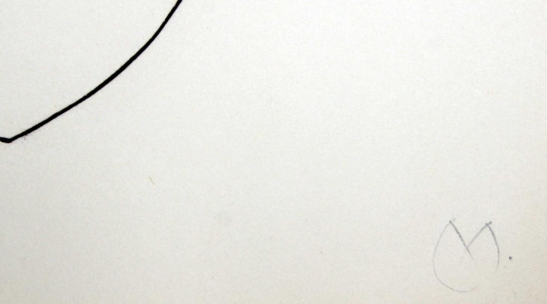 "Joan Miro - Untitled VI from ""Flux de l'Aimant"" - 2"