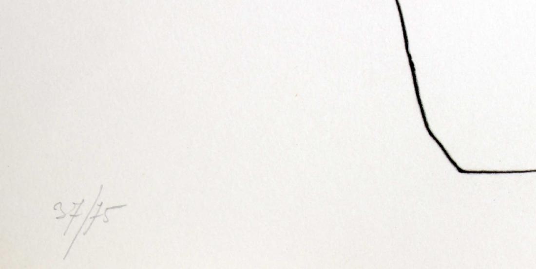 "Joan Miro - Untitled VI from ""Flux de l'Aimant"" - 3"