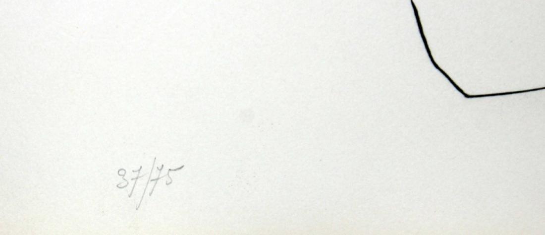 """Joan Miro - Untitled III from """"Flux de l'Aimant"""" - 3"""