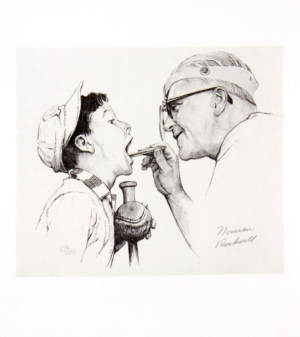 Norman Rockwell - Expect the Unexpected