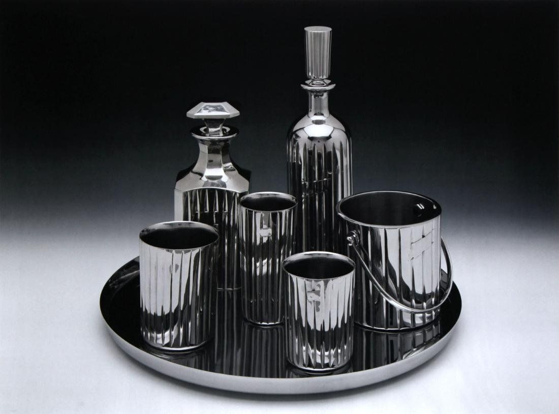 Jeff Koons - Baccarat Crystal Set