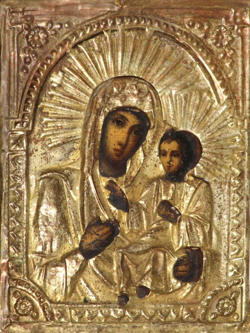Unknown Artist - 19th Century Icon