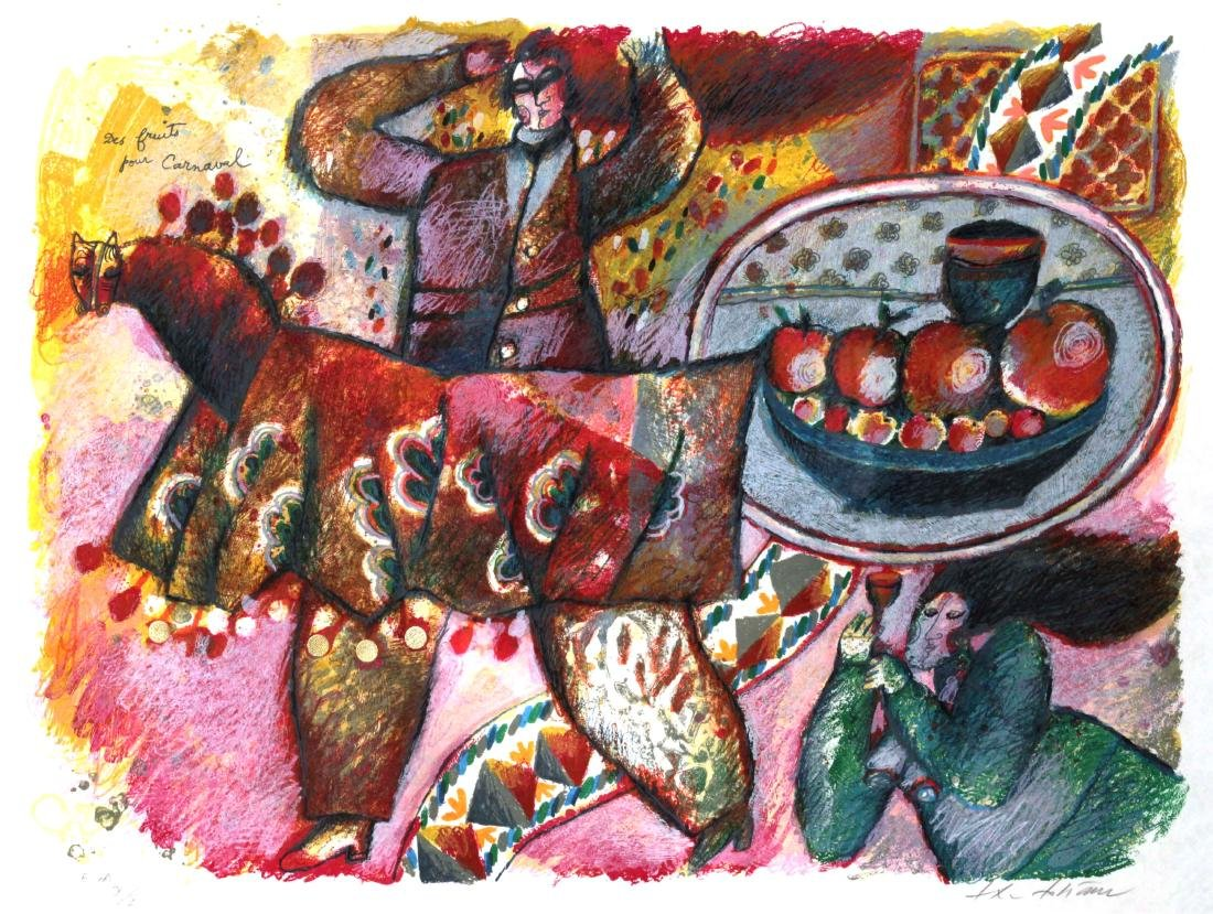 Theo Tobiasse - Fruits for Carnival