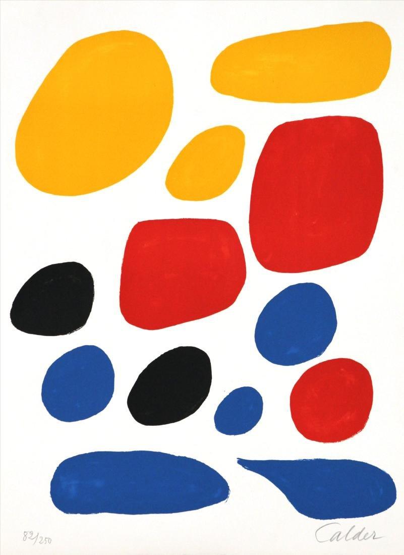 Alexander Calder - Flight