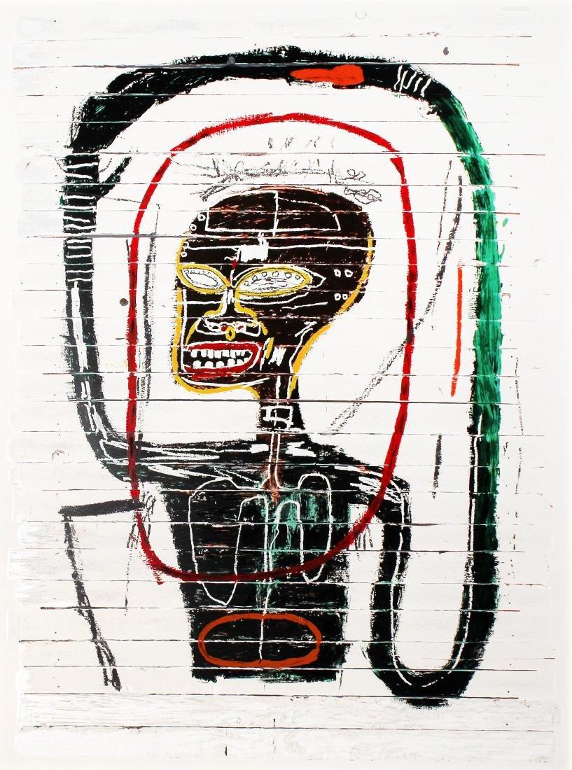 Jean-Michel Basquiat - Flexible