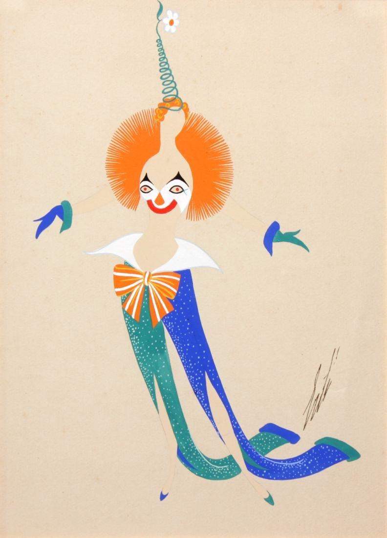 Erte - Le Cirque