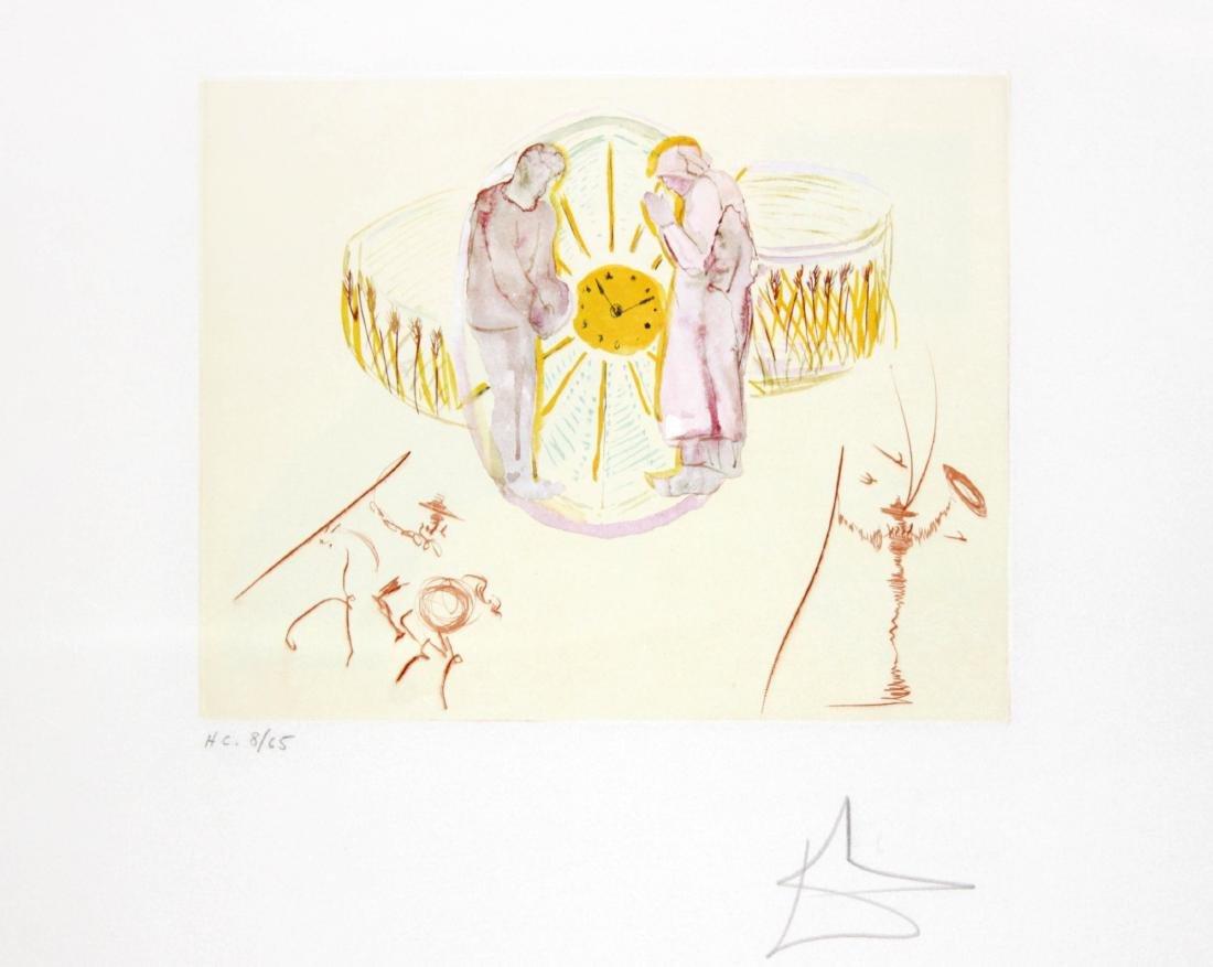 Salvador Dali - One's Identity - Angeluslauten