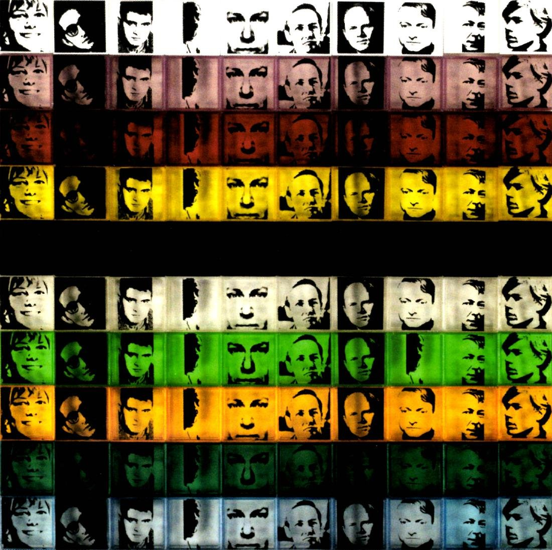Ansy Warhol - Portraits of the Artists