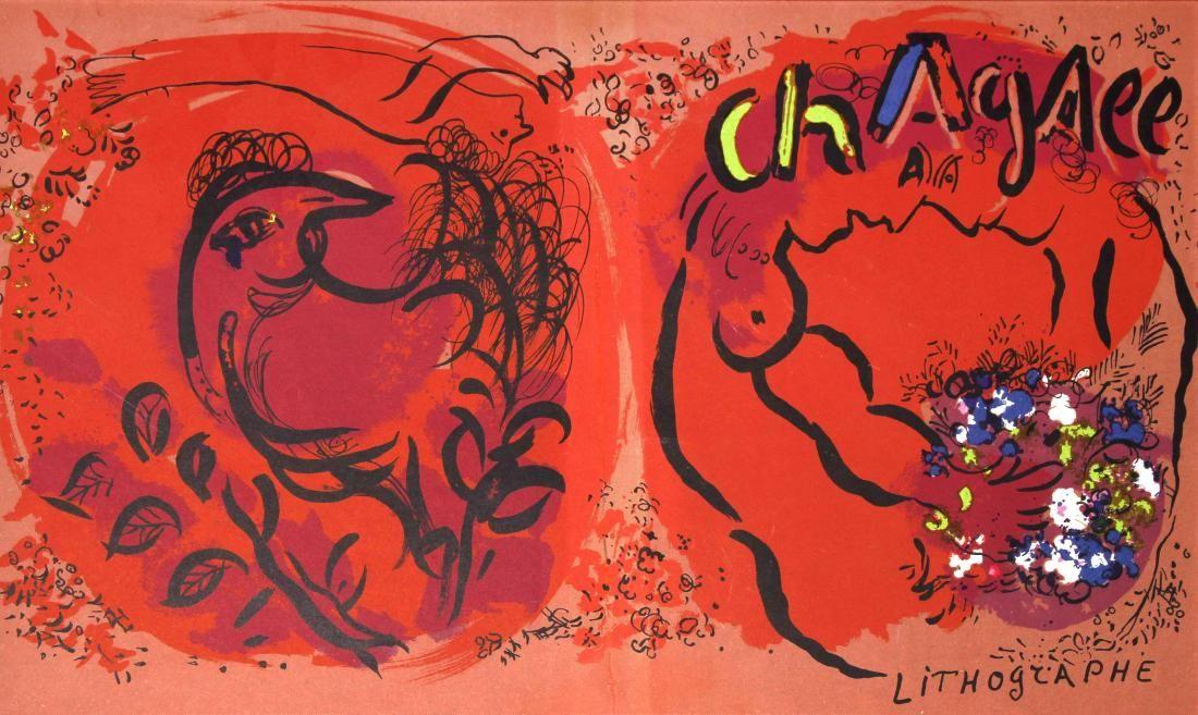 Marc Chagall - Chagall Lithographs Vol. 1