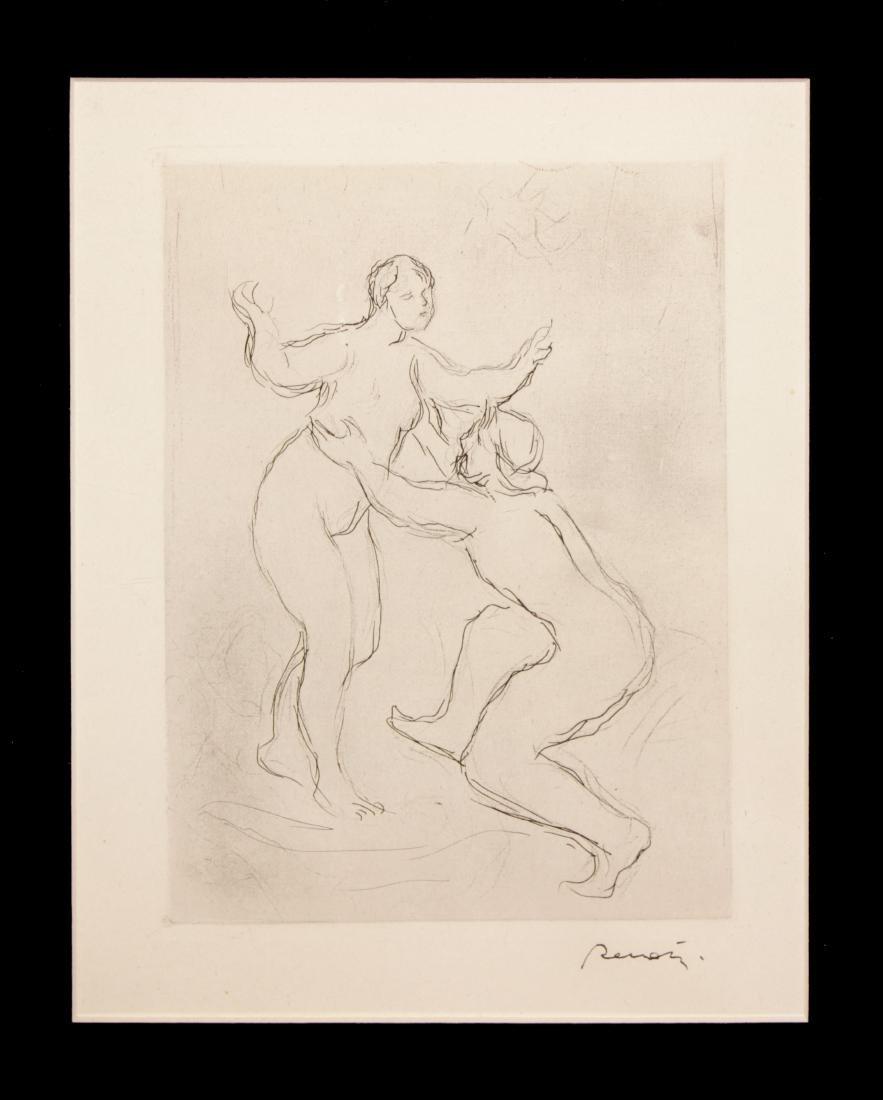 Pierre Auguste Renoir - Le fleuve Scamandre