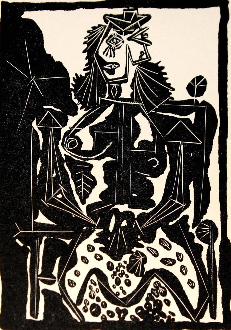 Pablo Picasso - Non Vouloir
