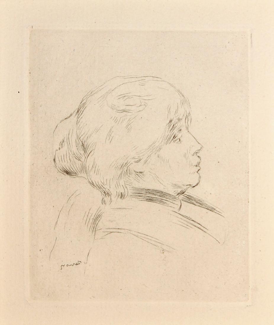 Pierre-Auguste Renoir (After) - Berthe Morisot