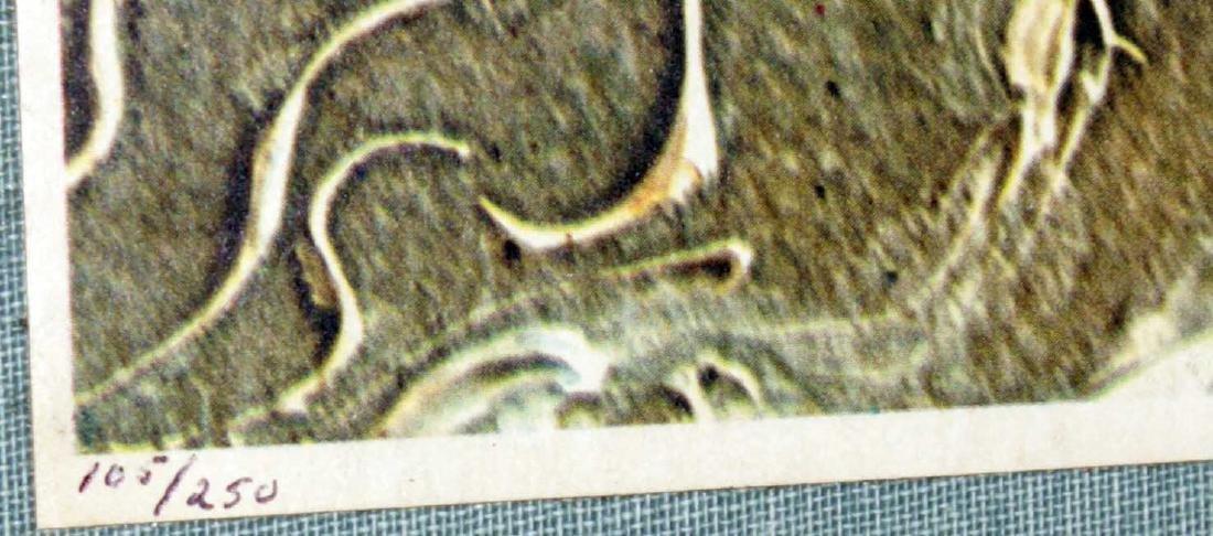 """Salvador Dali - Cover Sheet from """"Aliyah"""" - 2"""