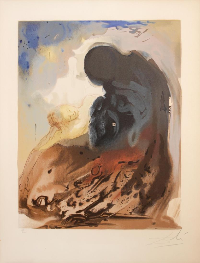 Salvador Dali - A Voice Heard in Ramah