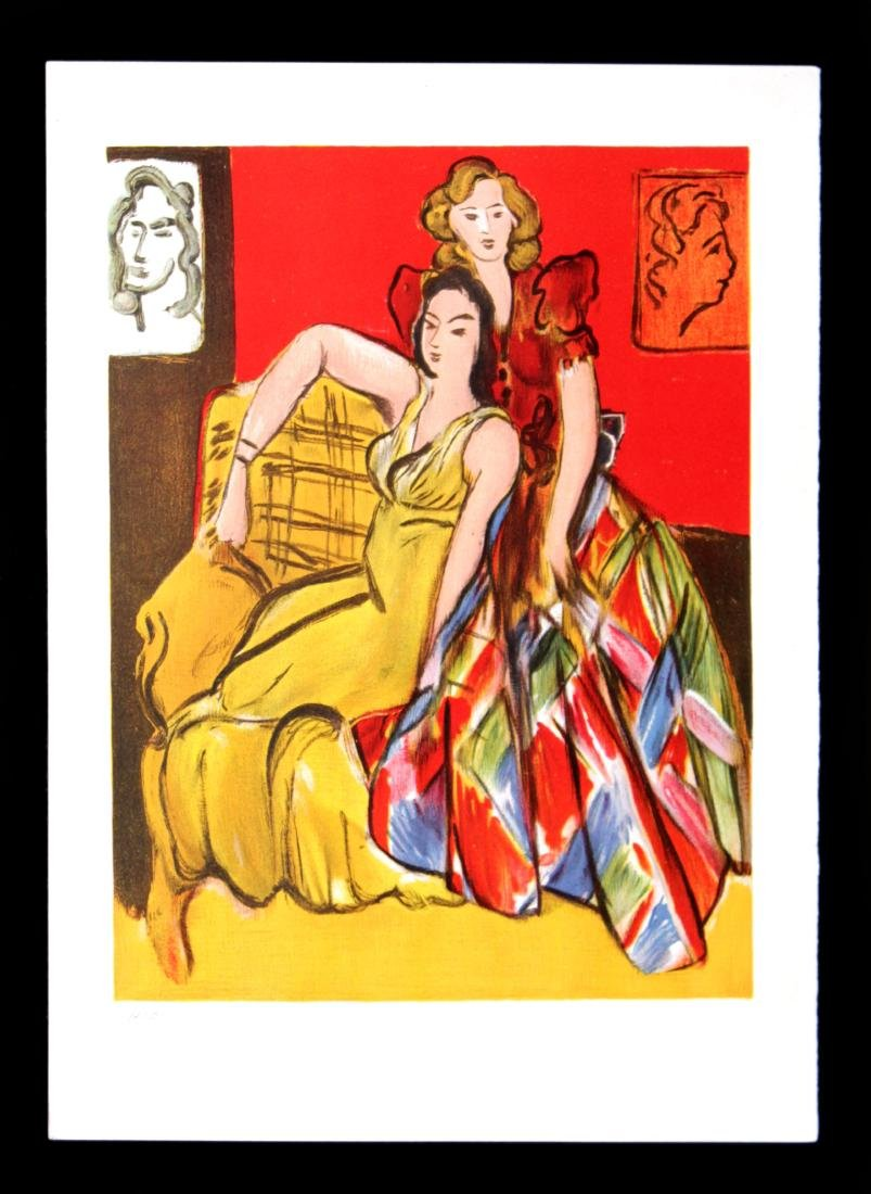 Henri Matisse - Deux jeunes filles