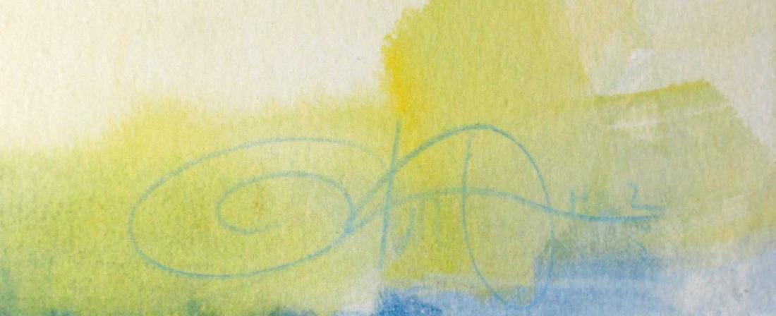 Olivia de Berardinis - Blue Shoes - 2