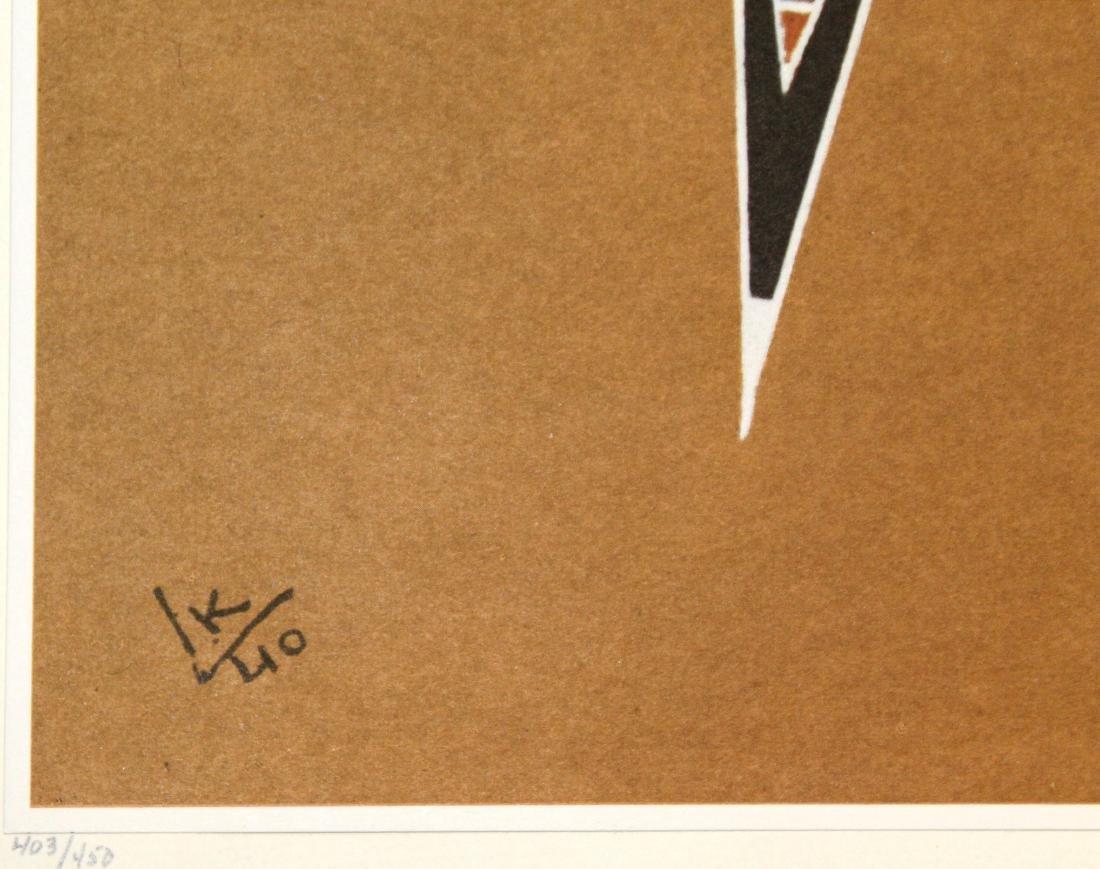 Wassily Kandinsky - Tavola 19 - 3