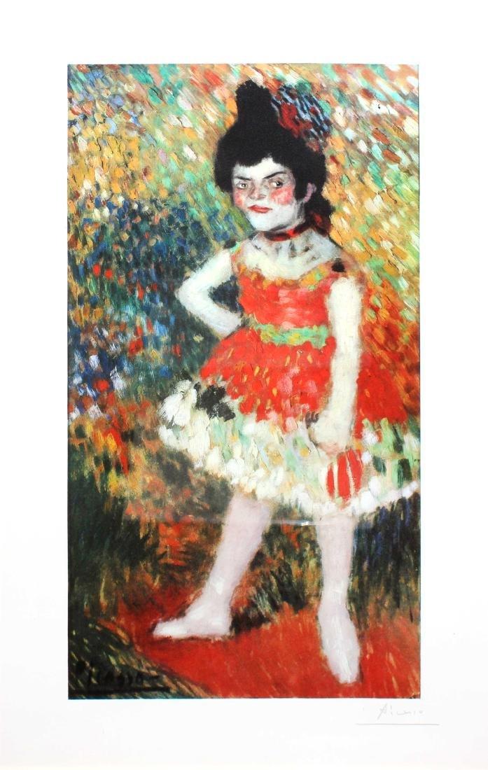 Pablo Picasso (After) - Le Danseuse Naine (The Dwarf