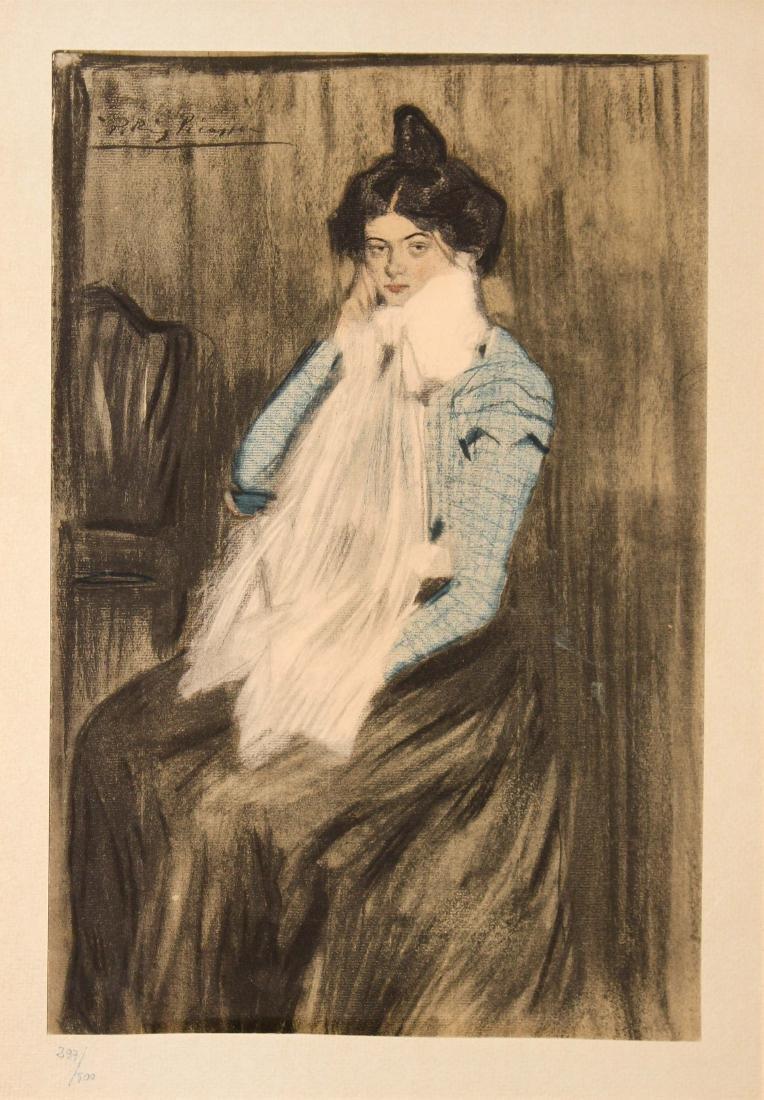 Pablo Picasso - Lola Souer de L'artiste