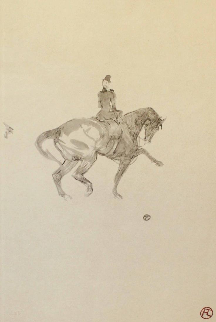Henri Tolouse-Lautrec - Untitled (No. 4) 1908