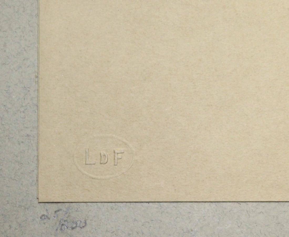 Henri Tolouse-Lautrec - Untitled (No. 4) 1908 - 2