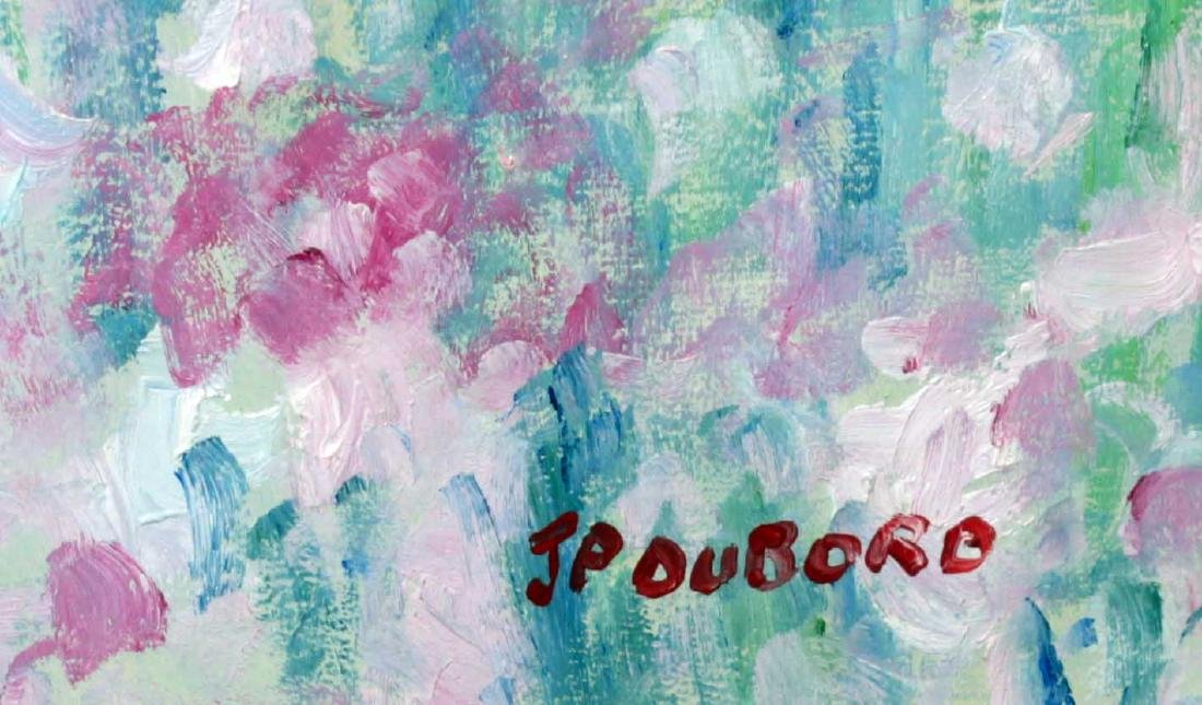 Jean-Pierre Dubord - Untitled Lanscape Oil Painting - 2
