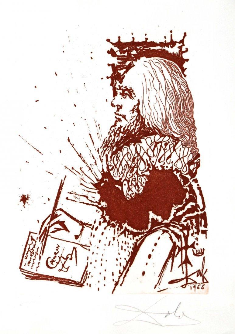 Salvador Dali - Calderon de la Barca