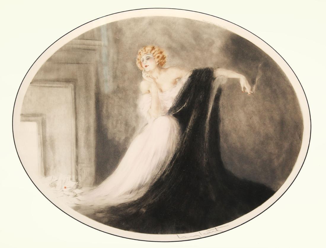 Louis Icart - Sapho