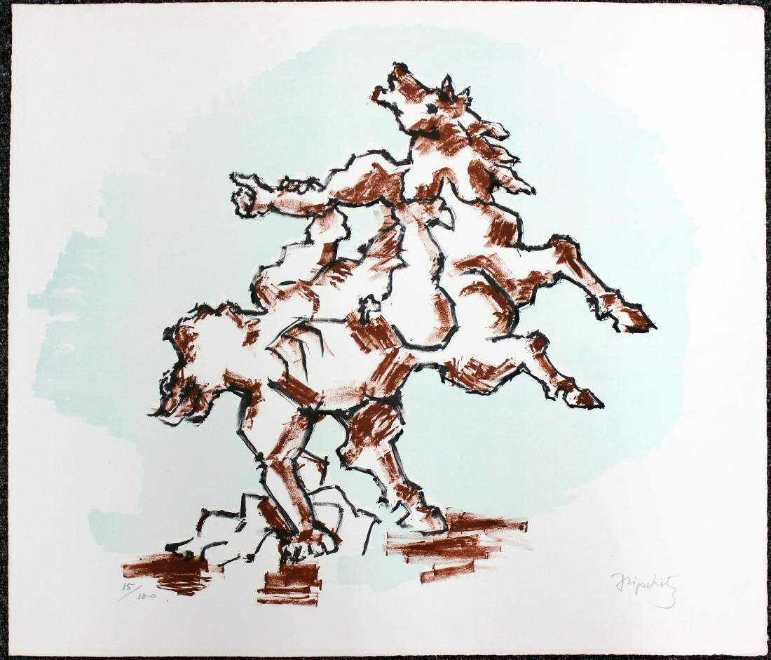 Jacques Lipshitz - The Horse