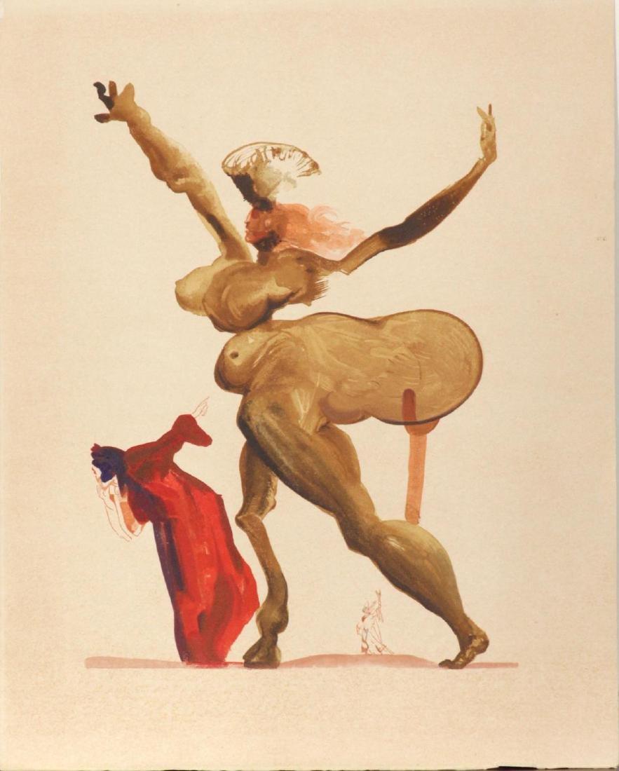 Salvador Dali - The Treacherous to Their Hosts