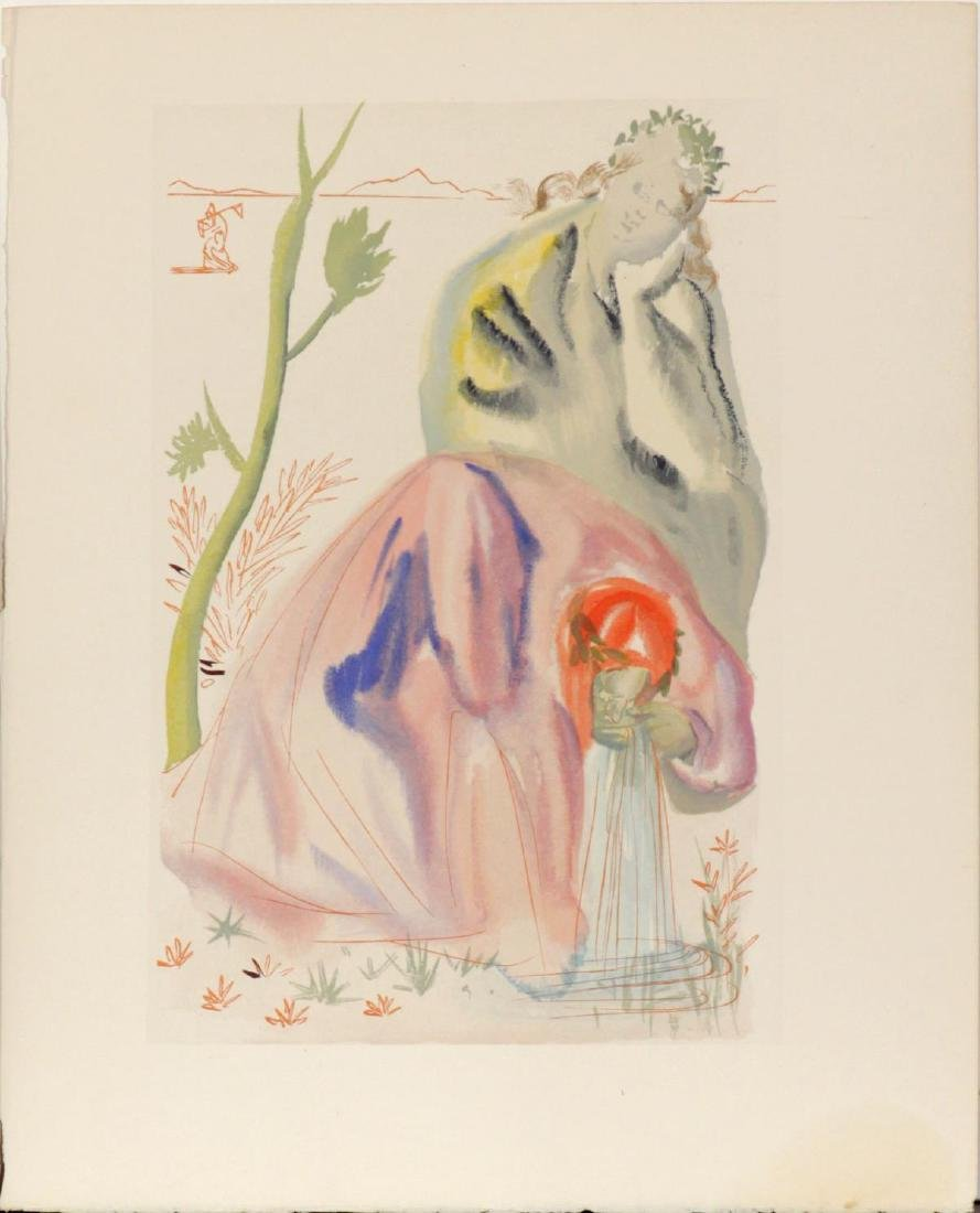 Salvador Dali - The Source