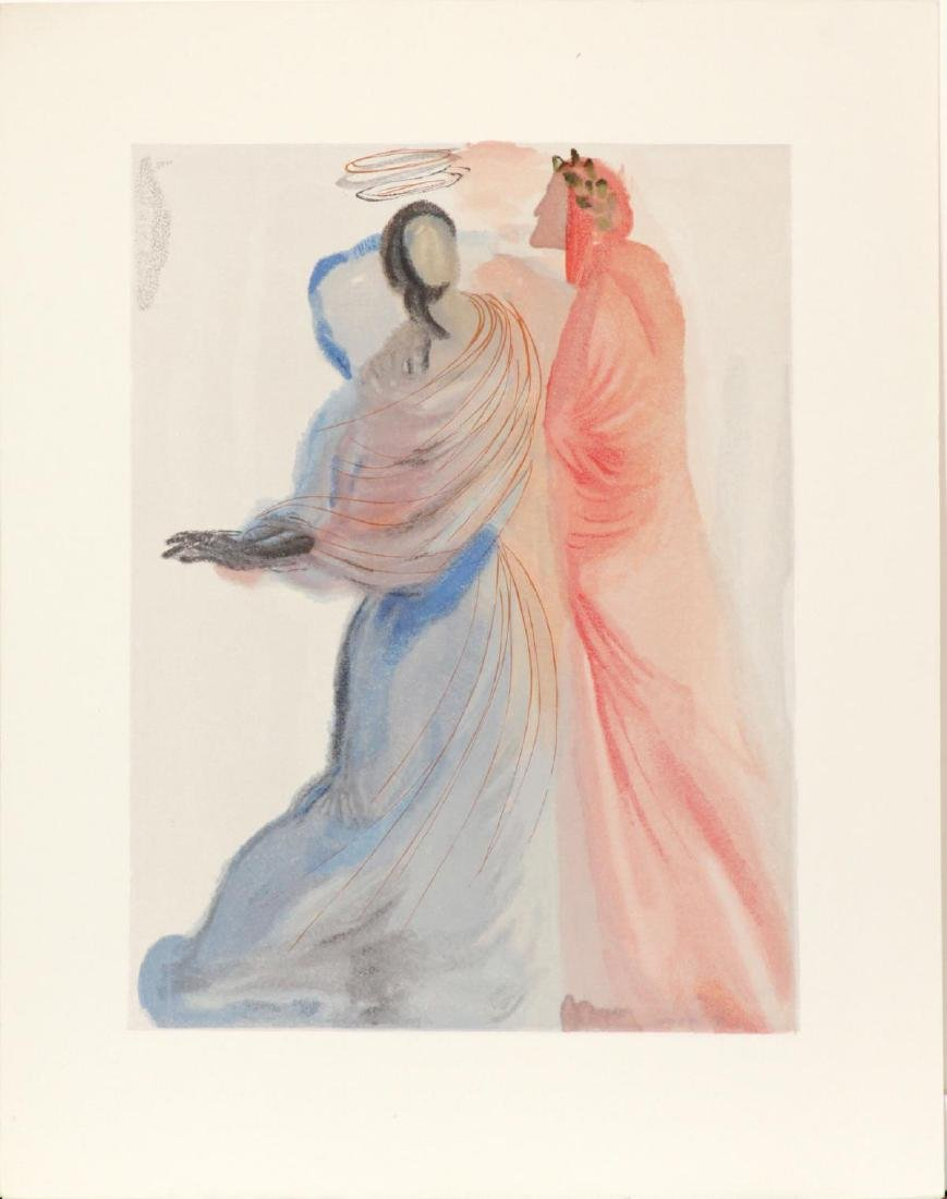 Salvador Dali - Beatrice's Splendour