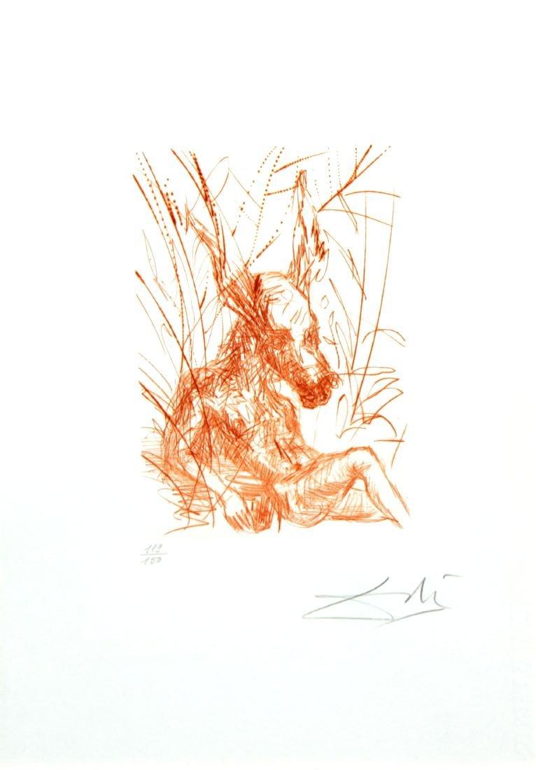 Salvador Dali - Midsummer Night's Dream
