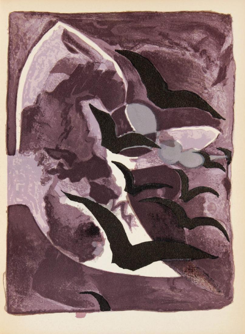 Georges Braque - Les ouiseaux de nuit
