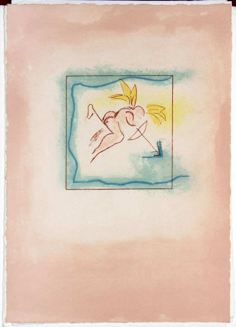 Helen Frankenthaler - Valentine for Mr. Wonderful - 2