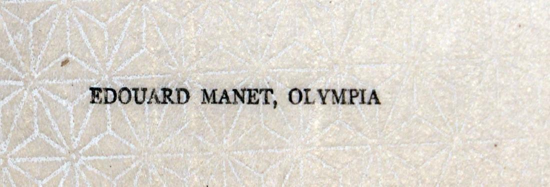 Edouard Manet - Olympia - 2