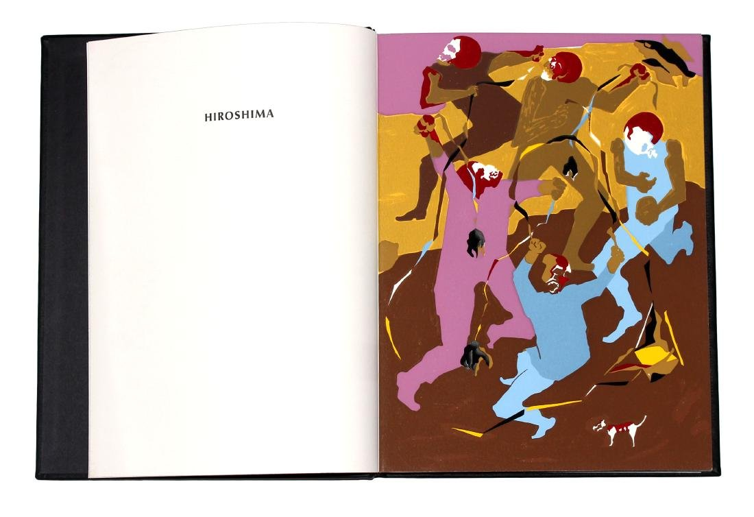 Hiroshima by Jacob Lawrence