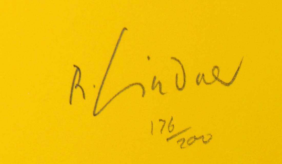 Richard Lindner - University Art Museum Berkeley Signed - 2