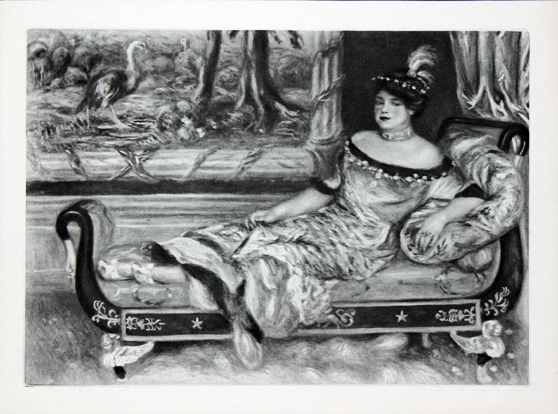 Pierre-Auguste Renoir - Madame de Galea