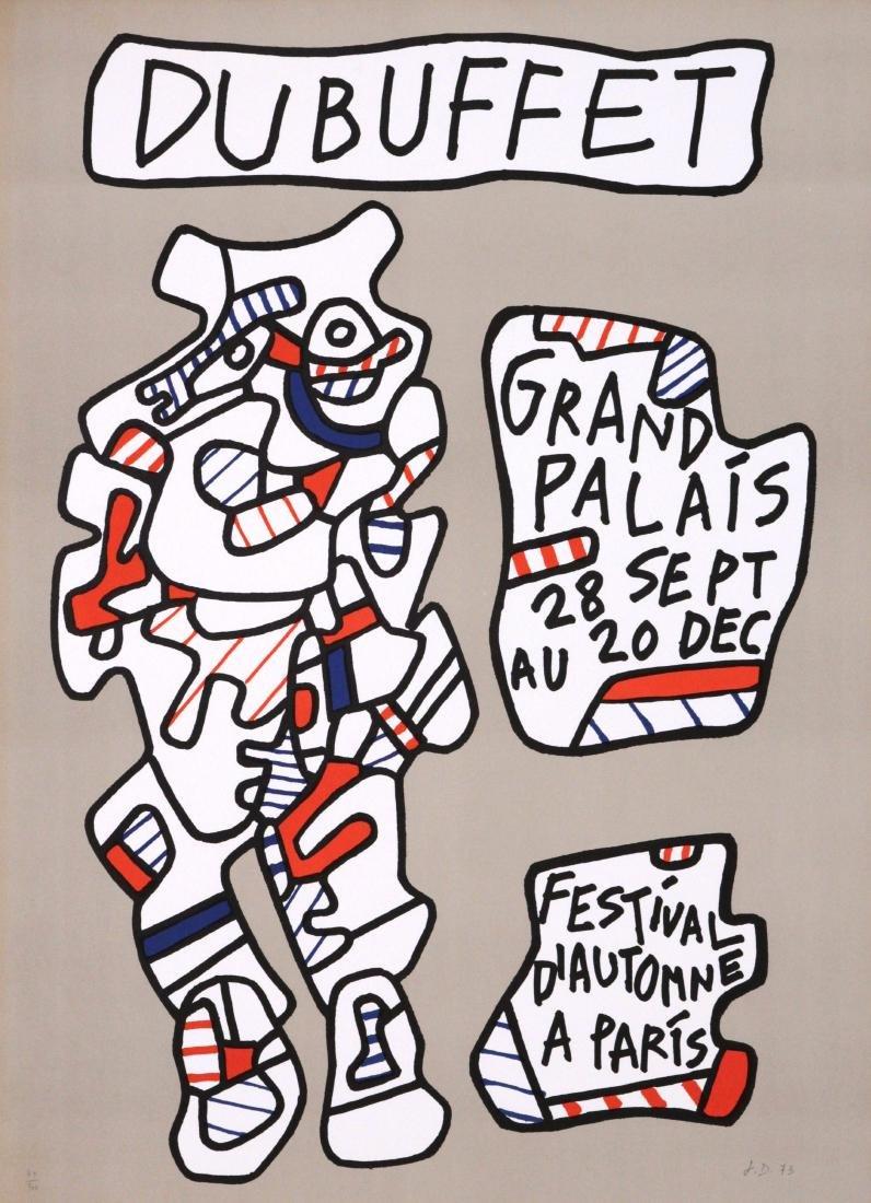 Jean Dubuffet - Grand Palais